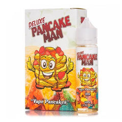 Pancake Man Deluxe By Vape Breakfast Classics 60ml