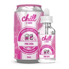 Pink Soda By Chill 60ml