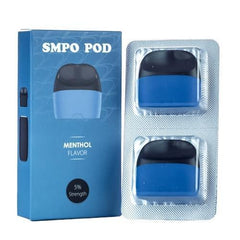 Replacement Pod Menthol By SMPO