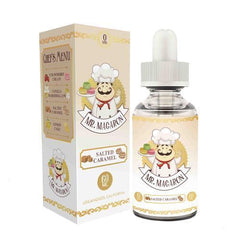 Salted Caramel By Mr. Macaron 60ml