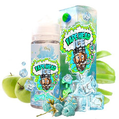 Smurf Sauce On Ice by Vape Heads Ice 120ml