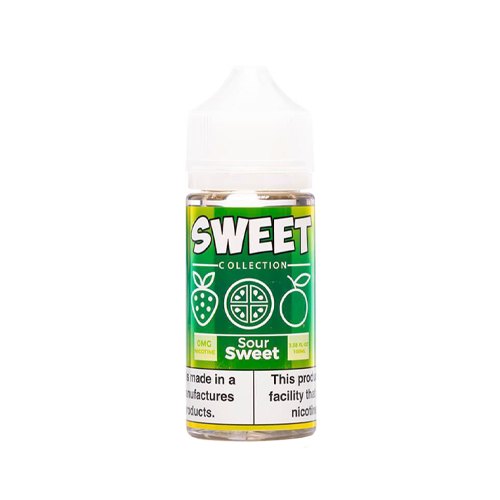 Sour Sweet by Vape 100 Sweet Collection 100ml