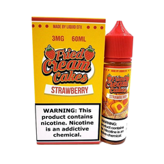 Strawberry Fried Cream Cakes by Fried Cream Cakes (Liquid EFX) 60ml
