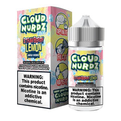 Iced Strawberry Lemon by Cloud Nurdz Iced 100ml
