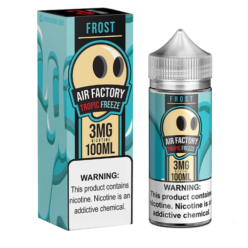 Tropical Freeze by Frost Factory 100ml