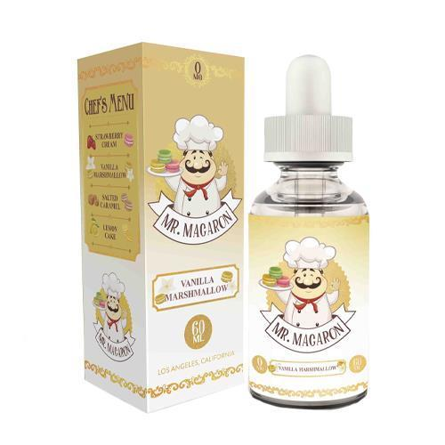 Vanilla Marshmallow By Mr. Macaron 60ml