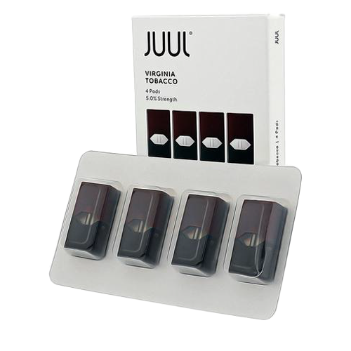 Virginia Tobacco Replacement POD 4 Pack by JUUL
