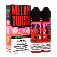 Watermelon Madness by Lemon Twist E-Liquids 120ml (2x60ml)