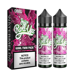 Watermelon by Juice Roll Upz 120ml (2x60ml)