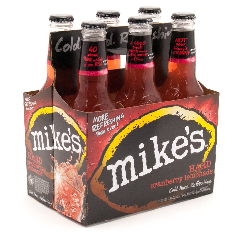 Mike's® Hard Cranberry Lemonade, 6 Pack 12oz Bottle briansdiscountmarket