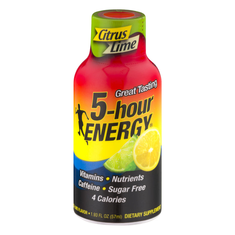 5-Hour Energy Citrus Lime, Single Bottle