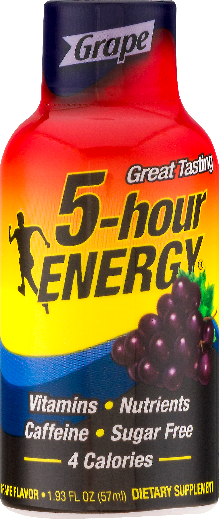 5-Hour Energy Grape, Single Bottle