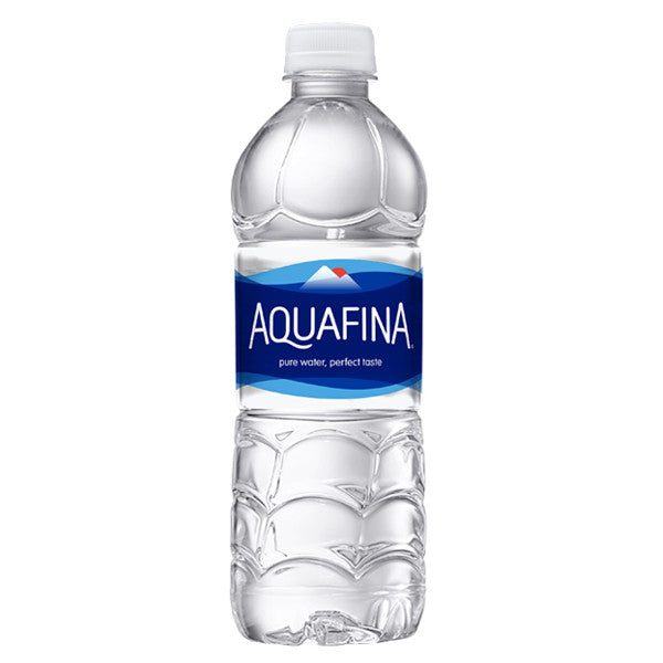 Aquafina Purified Drinking Water, 16.9 oz