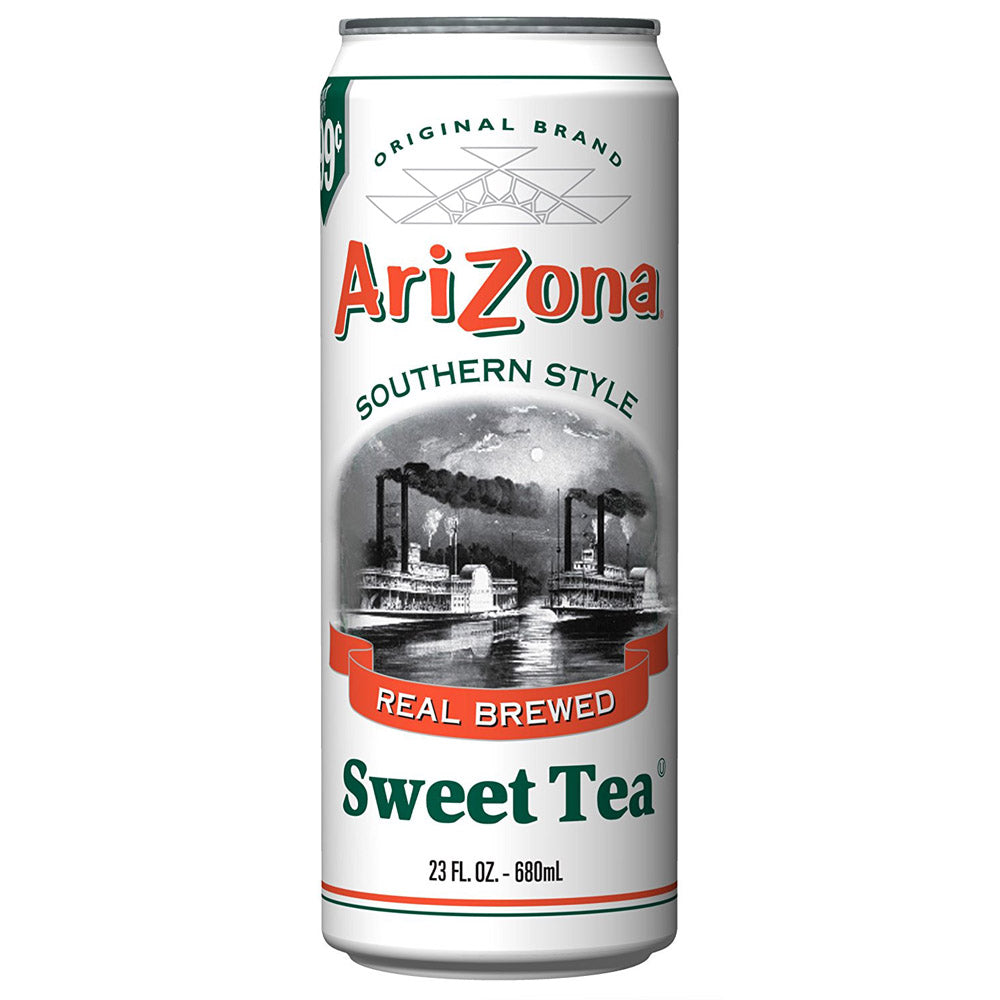 Arizona Sweet Tea,  23.0 FL OZ Can