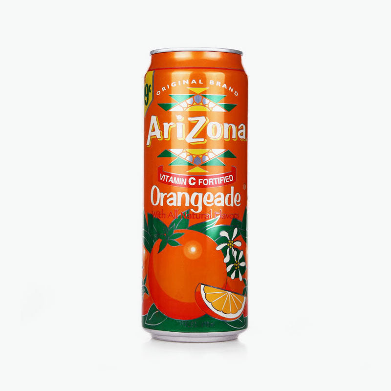 Arizona Tea Orangeade, 23.0 FL OZ Can
