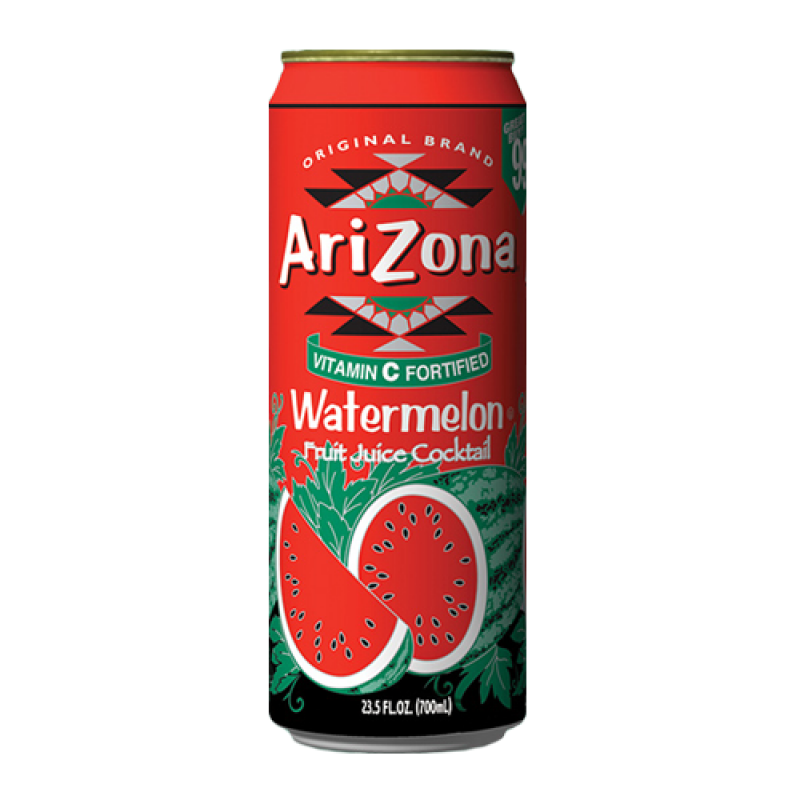 Arizona Tea Watermelon,  23 Oz Big Cans