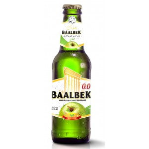 Baalbek Non-Alcoholic Apple Malt Beverage