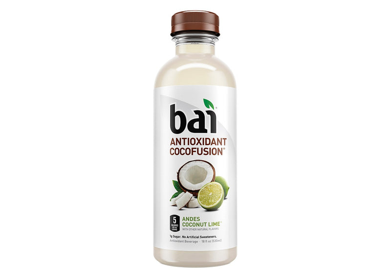 Bai Andes Coconut Lime - 18 fl oz Bottle