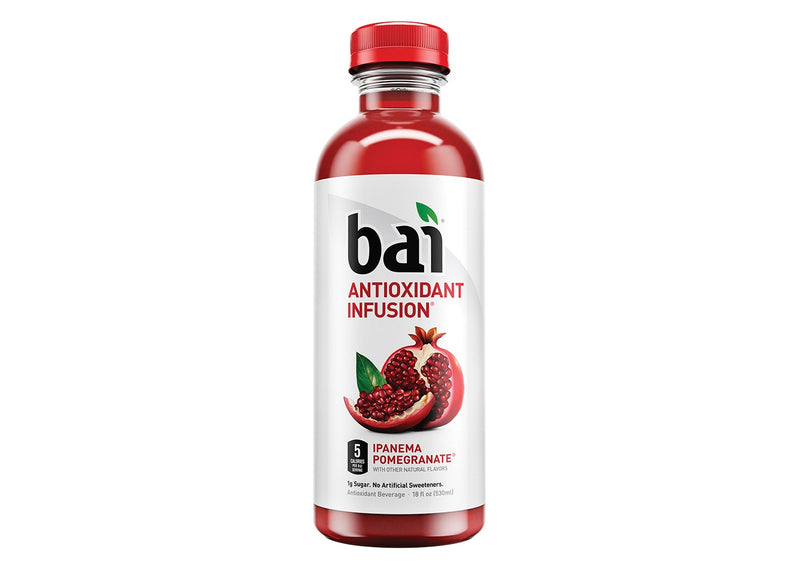 Bai Ipanema Pomegranate - 18 fl oz Bottle