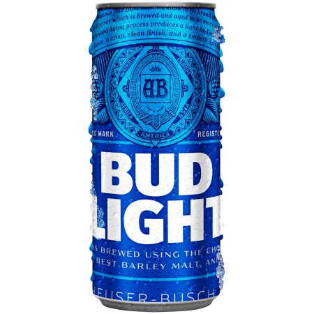 Bud Light Beer, 10 Oz. Can