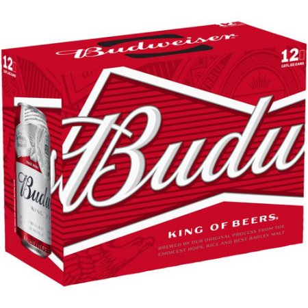 Budweiser Beer, 12 pack, 12 fl oz Can