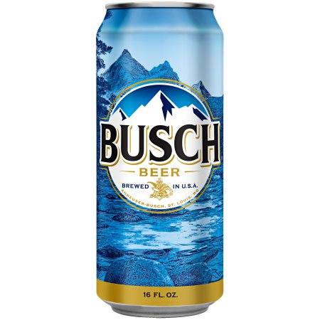 Busch Beer, 16 fl oz Can