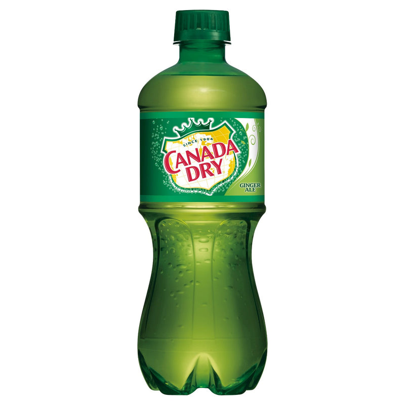 Canada Dry Ginger Ale - 20 fl oz Bottle