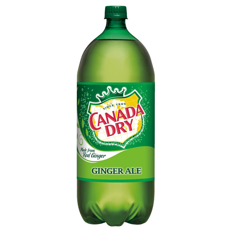 Canada Dry Ginger Ale - 2 L Bottle