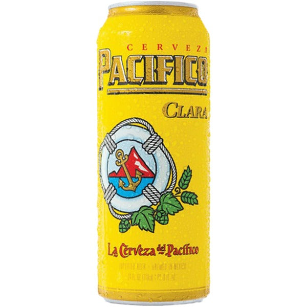 Pacifico Clara Beer, 24oz Can
