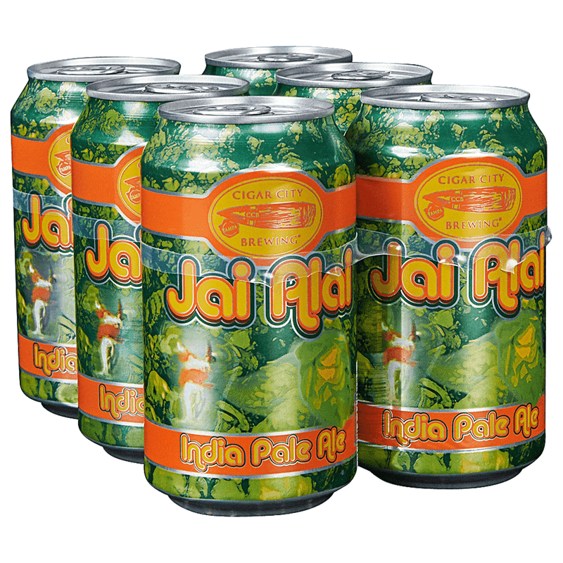 Cigar City, Jai Alai India Pale Ale, 6 pack can Brian's discount market