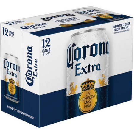 Corona Extra Beer, 12 pack, 12 fl oz Can
