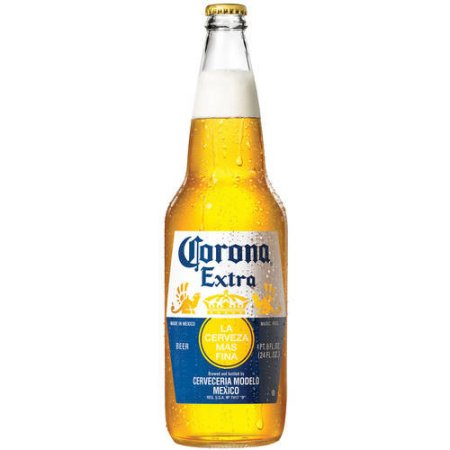 Corona Extra Beer, 24 fl oz Bottle