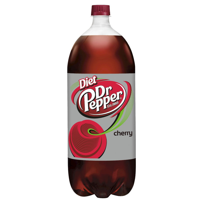 Diet Dr Pepper Cherry - 2 L Bottle