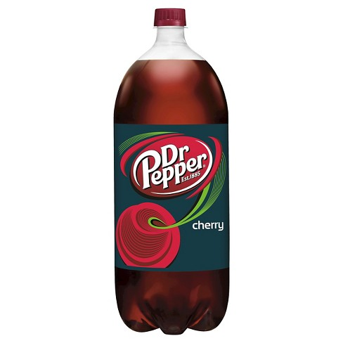 Dr Pepper Cherry, 2 L Bottle