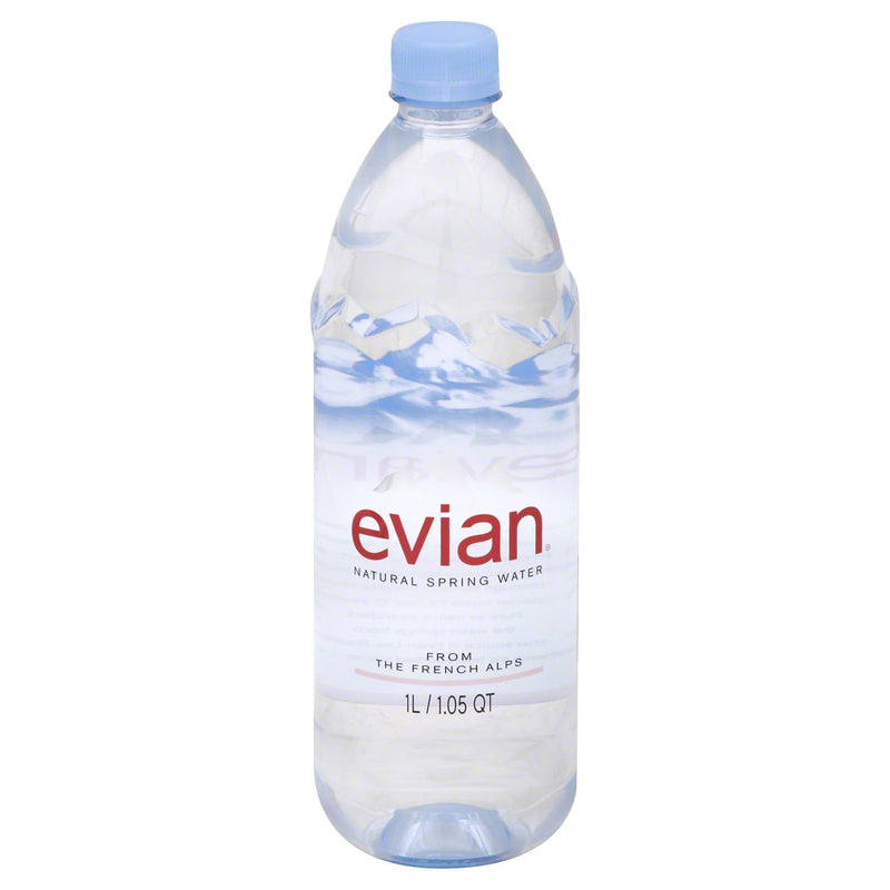 Evian Natural Sprint Water