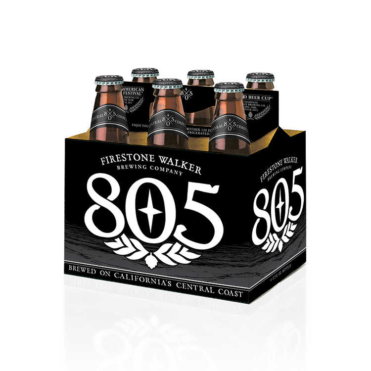 Firestone Walker 805, 6 Pack Bottle