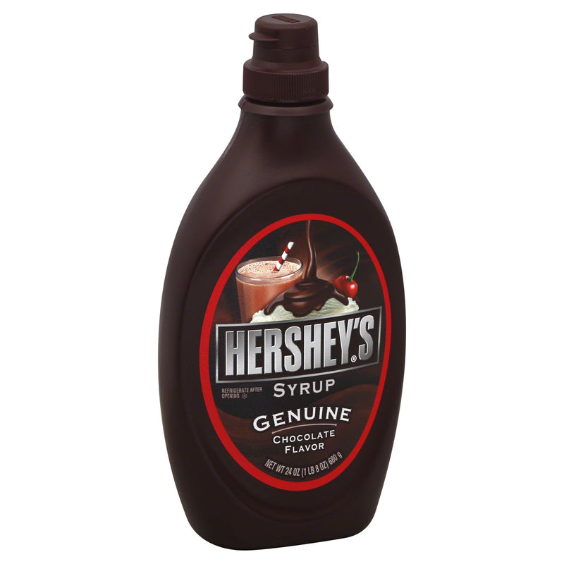 Hershey's Syrup, Chocolate, 24 Ounce