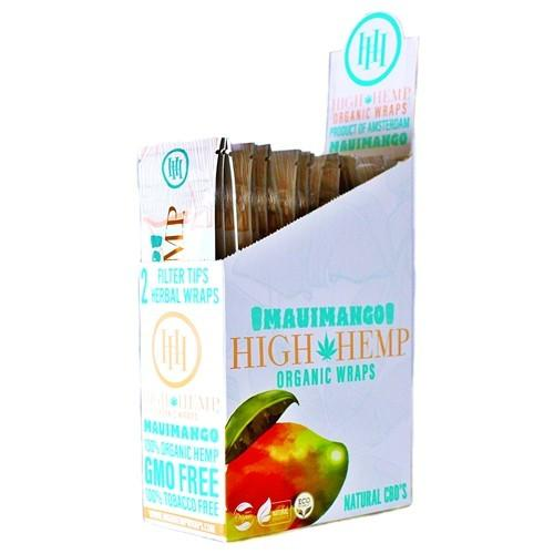 High Hemp Maui Mango Wraps