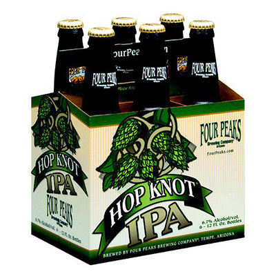 Four Peaks Hop Knot IPA, 6 pack, 12 oz Bottle