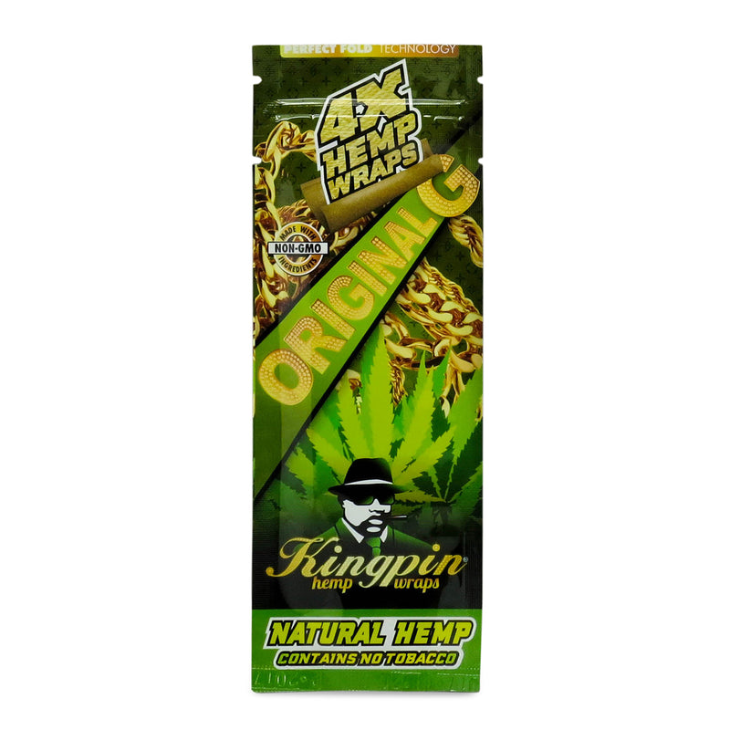 Kingpin Hemp Wraps Original G