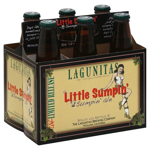 Lagunitas® Little Sumpin' Sumpin' Ale , 6 Pack, 12oz Bottles