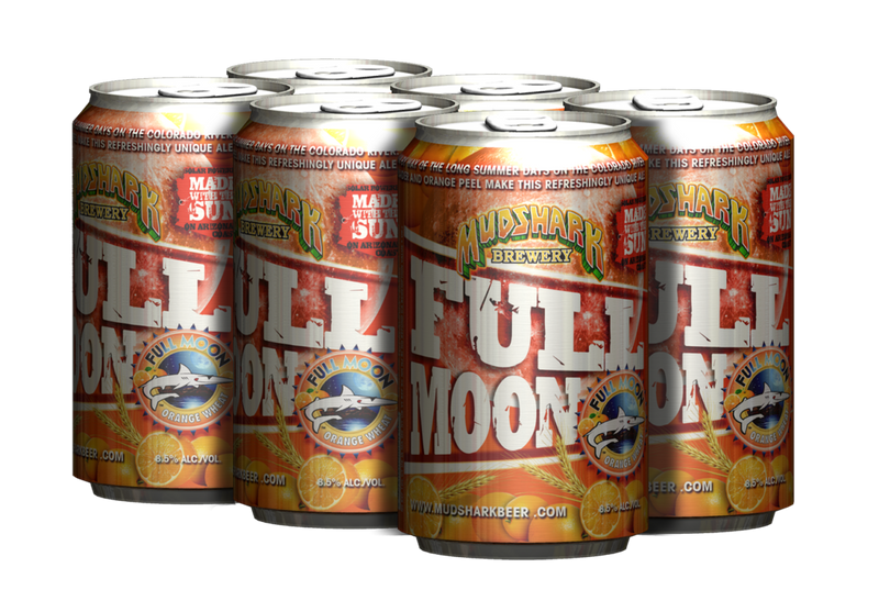 Mudshark brewery  Full Moon Ale , 6 cans briansdiscountmarket