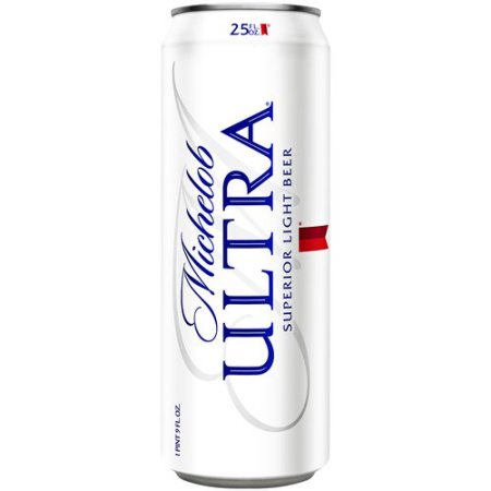 Michelob Ultra Light Beer, 25 fl oz Can