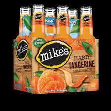 Mike's® Hard Tangerine Lemonade, 6 Pack 12oz Bottle briansdiscountmarket