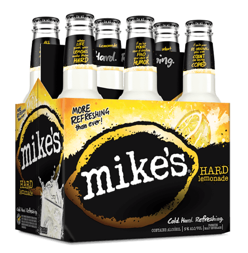 Mike's® Hard Lemonade, 6 Pack 12oz Bottle briansdiscountmarket