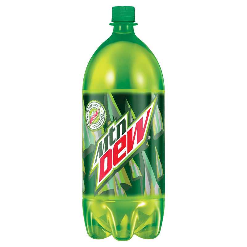 Mountain Dew Citrus Soda - 2 L Bottle