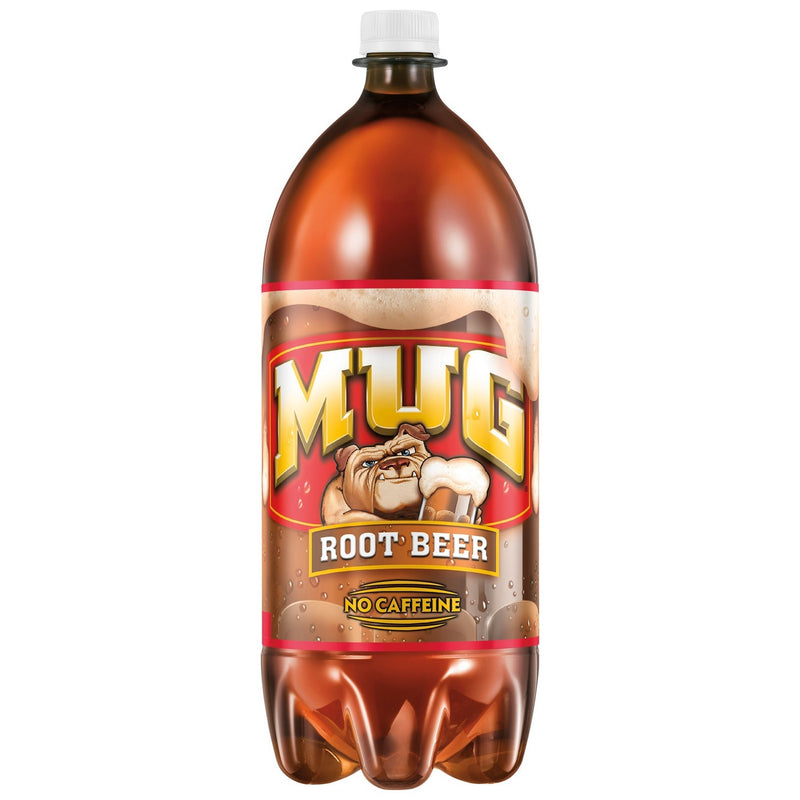 Mug Root Beer - 2L Bottle