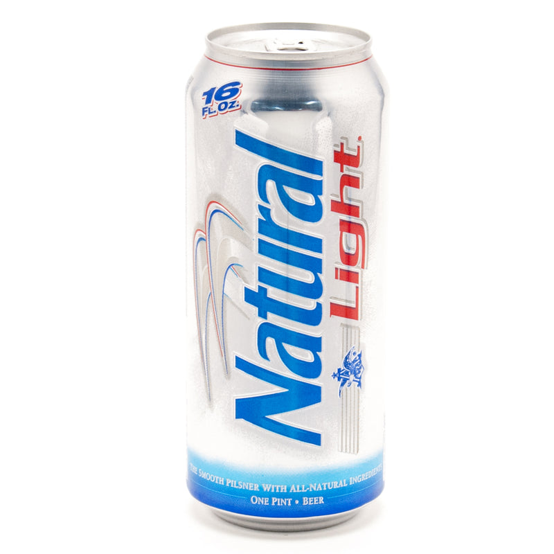 Natural Light Beer, 16 fl oz Can