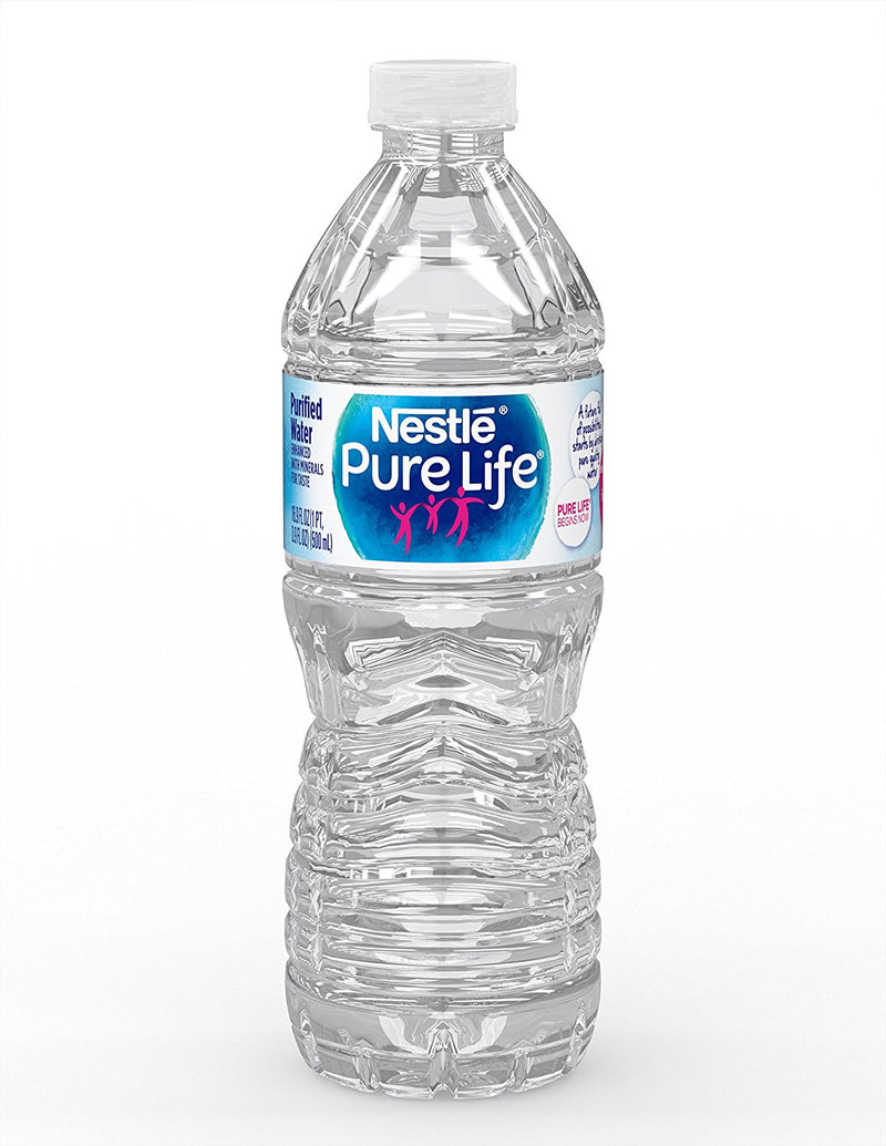 Nestlé® Pure Life® Purified Water