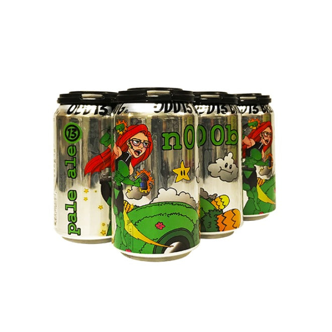 Odd 13 Brewing, Noob, 6 Pack Cans
